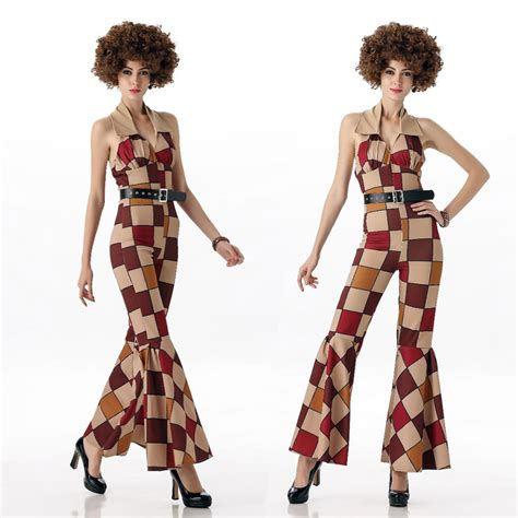 Online Buy Wholesale 70s disco fashion from China 70s ...