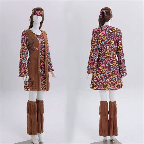 Online Buy Wholesale 70s fashion costumes from China 70s ...