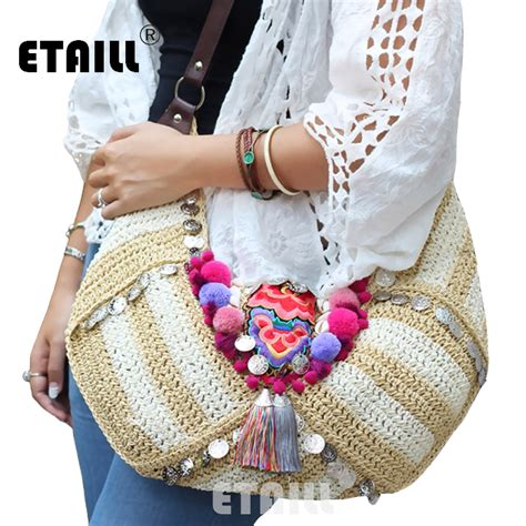 Online Buy Wholesale hippie bags from China hippie bags ...