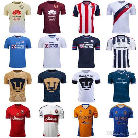 Online Cheap Camiseta De Liga Mx Soccer Jerseys Mexico ...