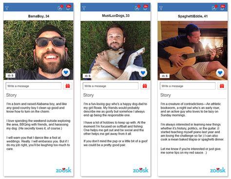 online dating templates for men