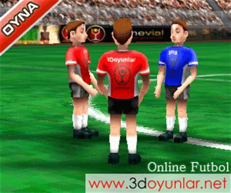 Online Futbol Oyunu   3D Online Oyunları Oyna