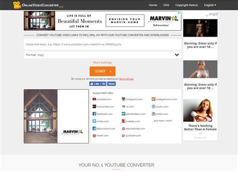 onlinevideoconverter com convert online video to mp3 ...