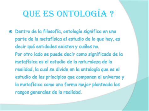 Ontologia griega 0.2