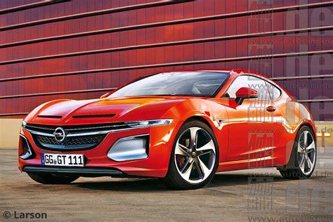 Opel GT Autobild 1   Revista del motor