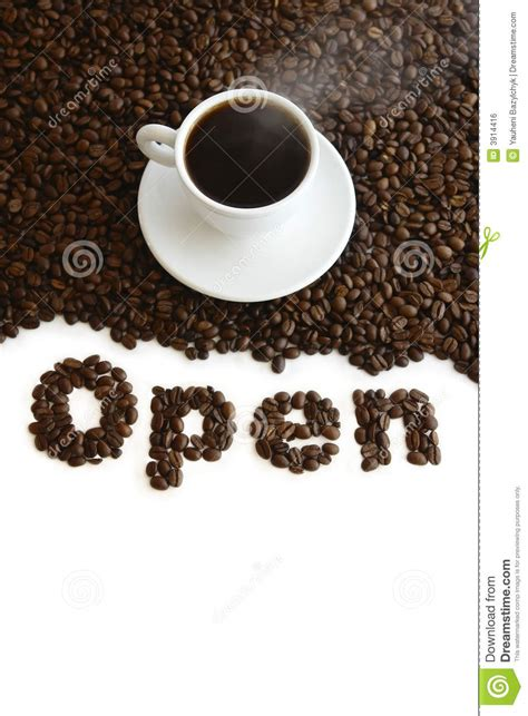 Open Cafe Royalty Free Stock Image - Image: 3914416