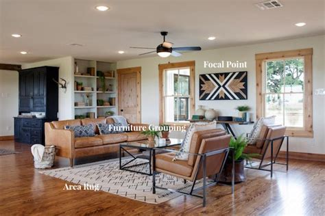 Open Concept Decorating: Lessons from Fixer Upper - Pender ...