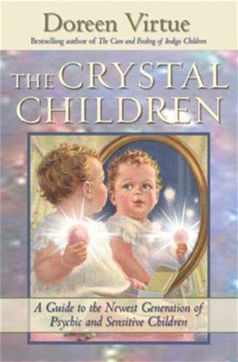 Open Library: The Crystal Children ⊙⋄ [Doreen Virtue ...