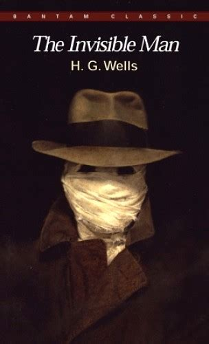 Open Writer, Closet Nerd: The Invisible Man by H.G. Wells ...