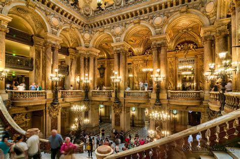 Opera de París o Palacio Garnier   Santi Mendiola