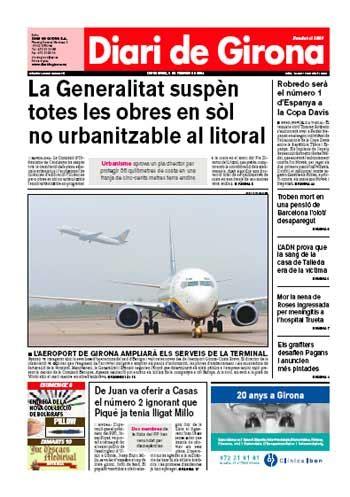 Opiniones de Diari de Girona