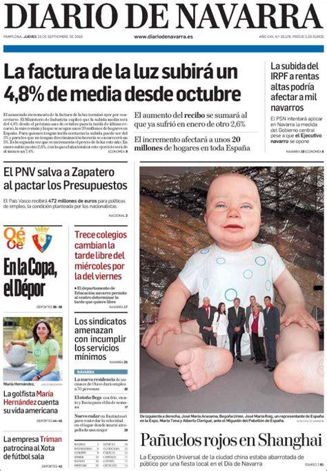 Opiniones de Diario de Navarra