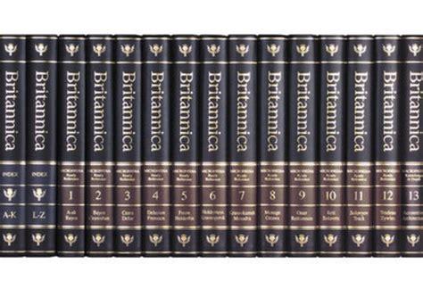 Opiniones de enciclopedia britanica