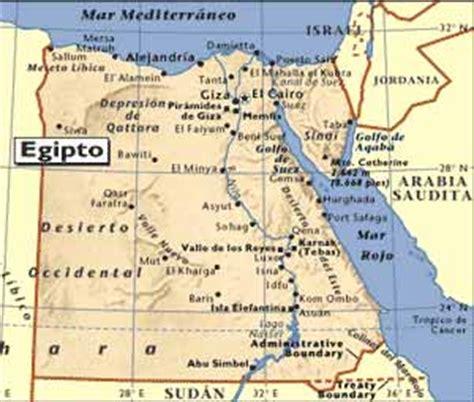 Opiniones de geografia de egipto