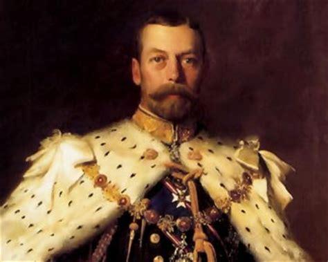 Opiniones de Jorge V del Reino Unido