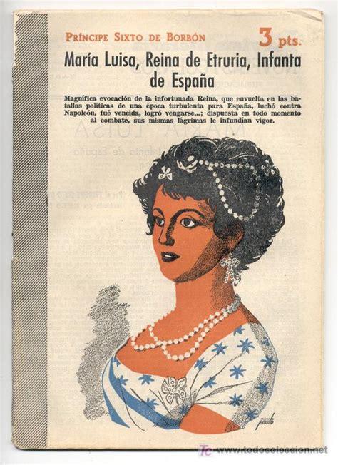 Opiniones de maria luisa de borbon reina de etruria
