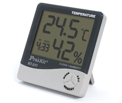 Opiniones de Medidor de temperatura y humedad ambiente ...