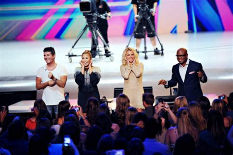 Opiniones de The X Factor (Estados Unidos)