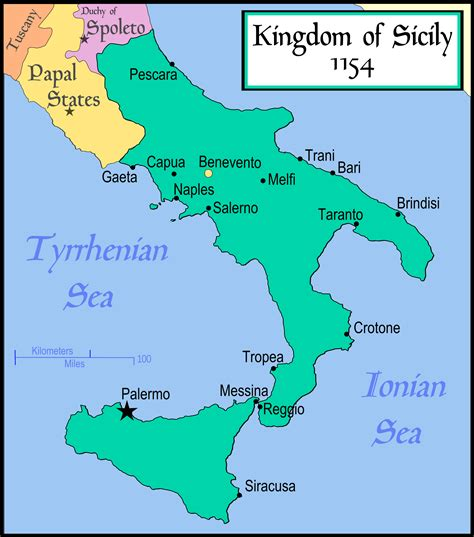 Opinions on Kingdom of Sicily