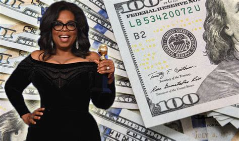 Oprah Winfrey net worth: Golden Globe winner and media ...