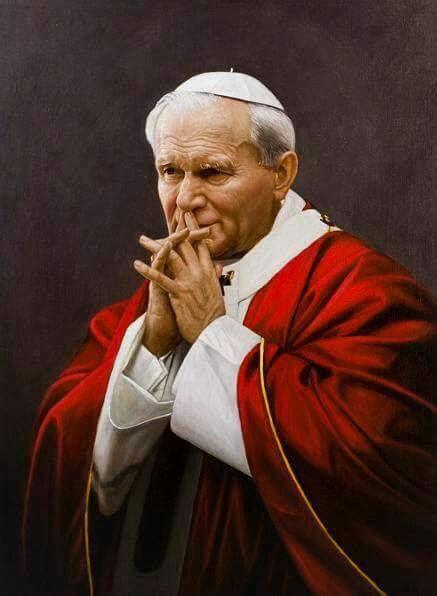Oración Oficial a San Juan Pablo II - La Luz de Maria