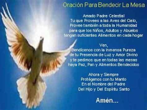 Oración Para Bendecir La Mesa   jacluzmi   YouTube