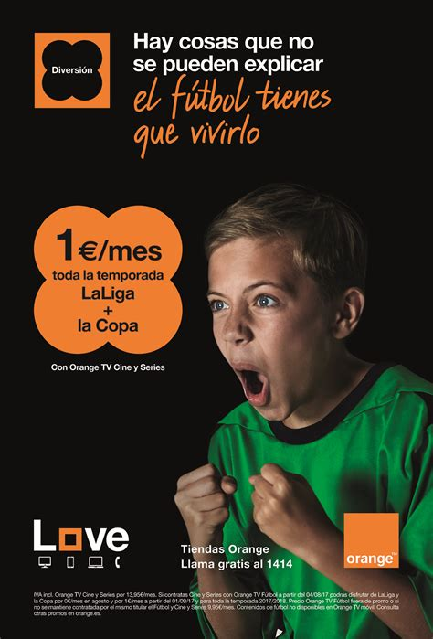Orange TV Fútbol por 1€/mes   Centro Comercial El Alisal