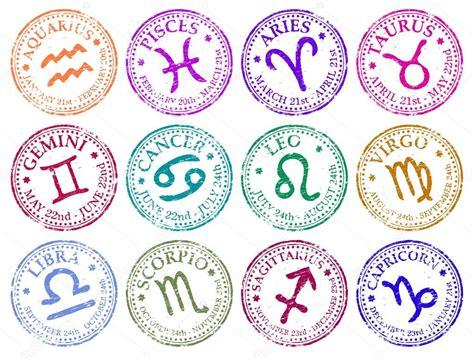 Orden de los signos del zodiaco por fechas