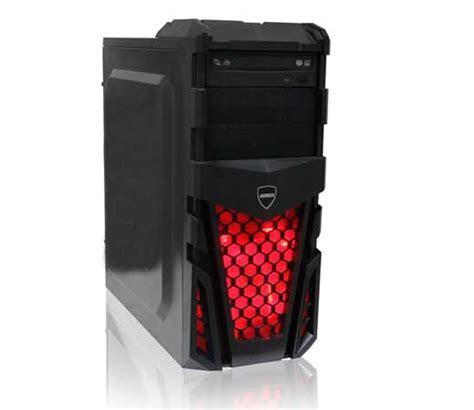 Ordenador de sobremesa Azirox Hercules, Intel Core i7 ...