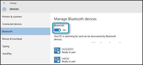 Ordinateurs HP - Utilisation de périphériques Bluetooth ...