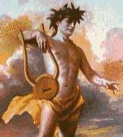 Orfeo y Eurídice. Mitologia para niños.
