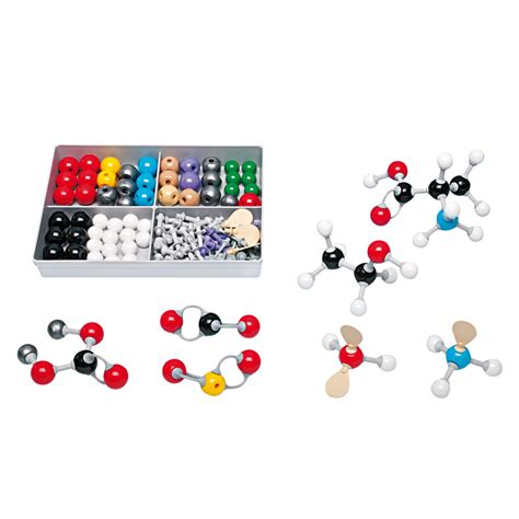 Organic/Inorganic Molecule Set S, molymod® - 1005291 ...