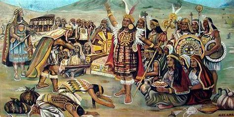 Organización política del Imperio Inca | Historia del Perú