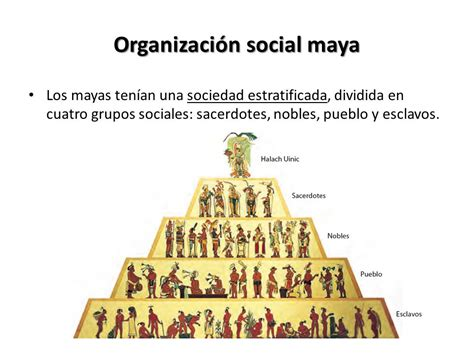 Organización social maya - ppt video online descargar