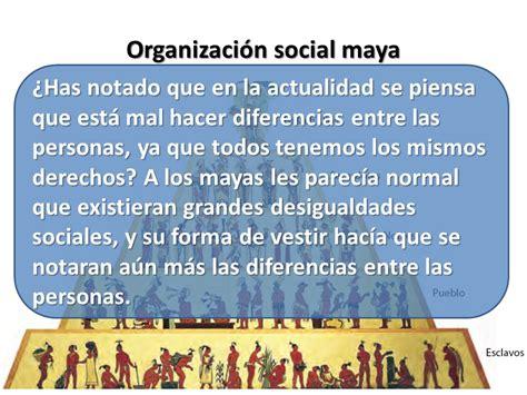 Organización social maya - ppt video online descargar