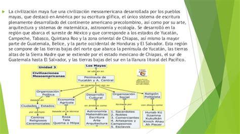 Organizacion social y cultura de los maya