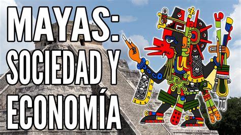 Organización social y Economía Maya - YouTube