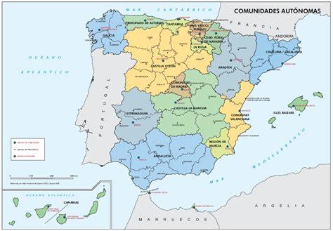 Organización territorial de España | Ricardo Ingelmo Casado