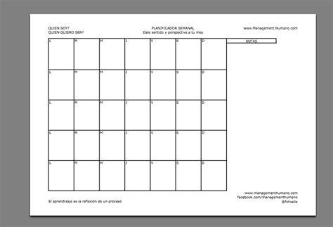 Organizador mensual para imprimir   Imagui