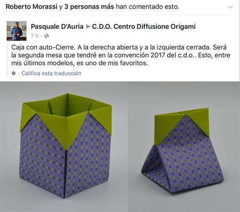 origami traduccion