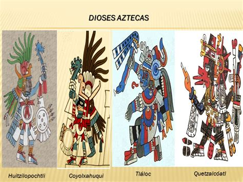ORIGEN DE LOS AZTECAS Al norte de México central vivía un ...