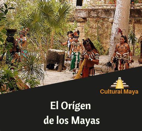 Origen de los Mayas: Comienzo, Evolución y Florecimiento ...