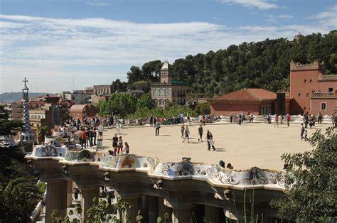 Origen y creación   Park Güell Barcelona