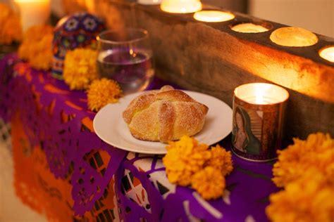 Origen y significado del pan de muerto