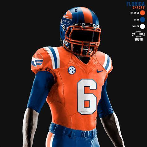 Original uniform concepts for the Florida Gators