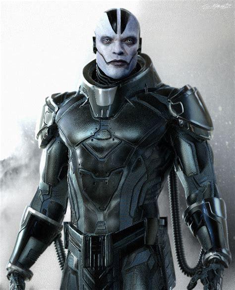 Original X Men: Apocalypse concept art released   Logan ...