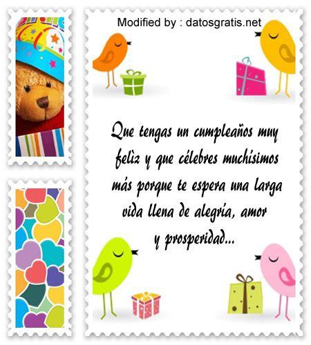 Originales Mensajes De Feliz Cumpleaños | Frases De ...