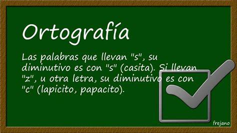 Ortografía | Consejos ortográficos... - YouTube
