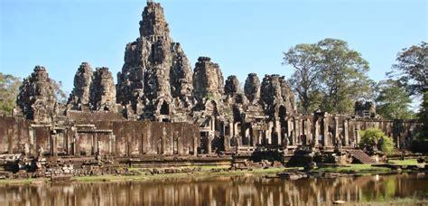 Os inesquecíveis templos de Angkor no Camboja
