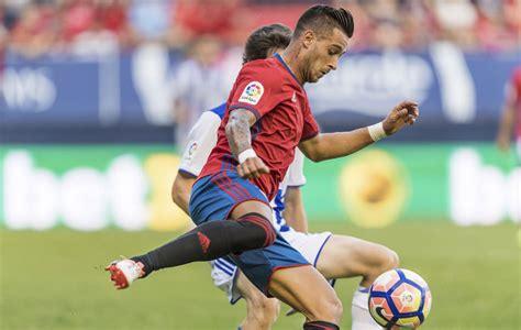 Osasuna: Sergio León: